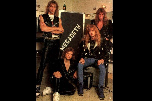 Megadeth In Jordans 1