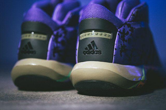 Adidas Kobe Crazy 1 Nola Heel