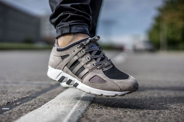 Adidas Eqt 93 Grey Feather 3