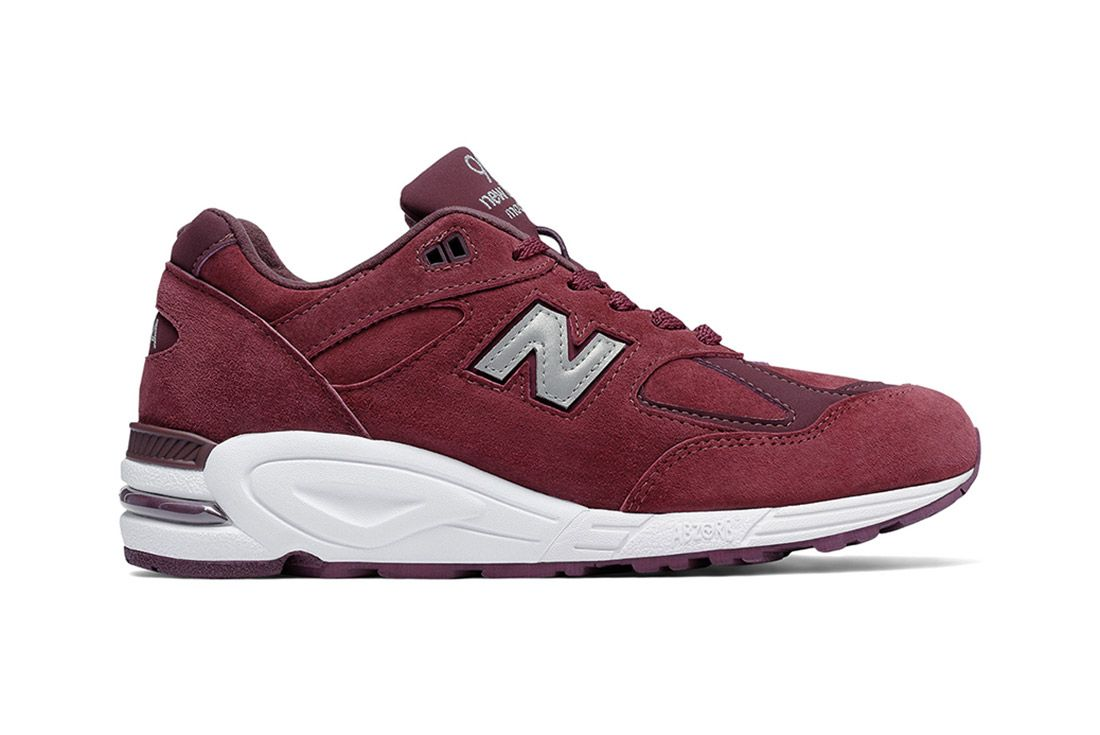 New Balance Made In Usa Connoisseur 990 1