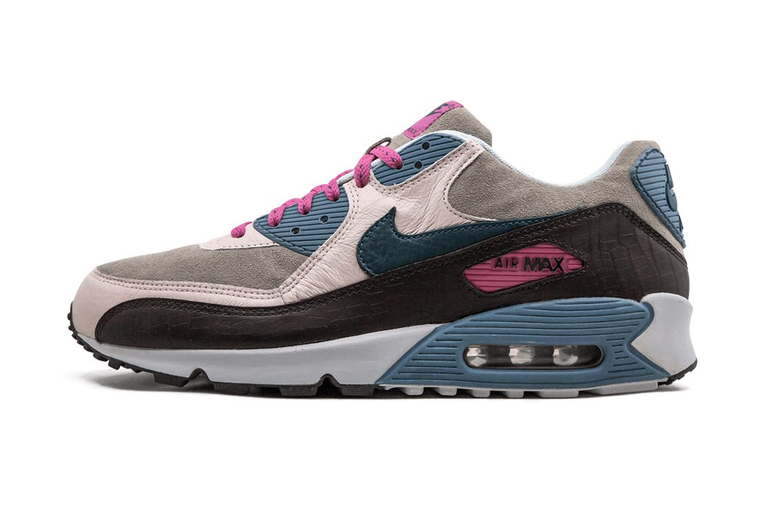 Size Nike Air Max 90 Clerks 312334 231 Lateral