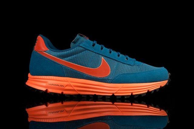 Nike Lunar Ldv Trail Qs Blue Org Profile
