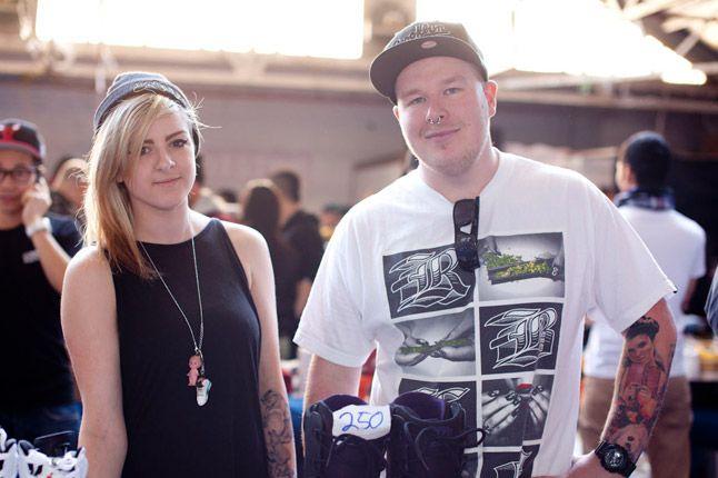 Sneaker Swap Meet People 1