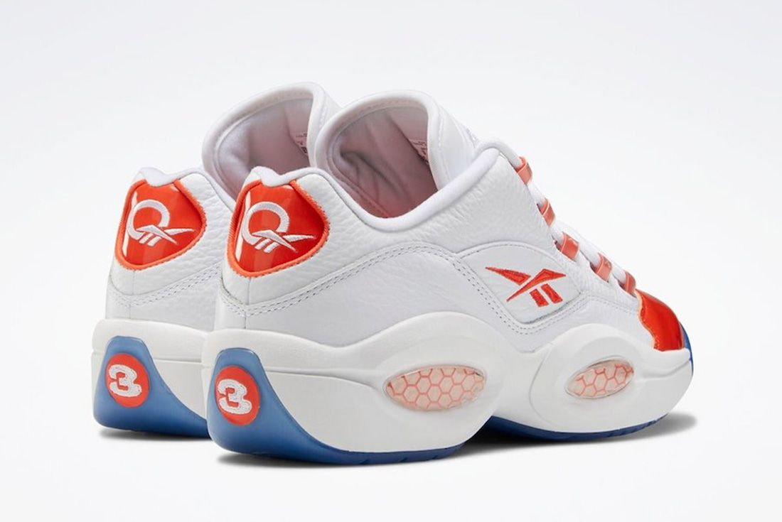 Reebok Question Low FX4999 Rear Angle