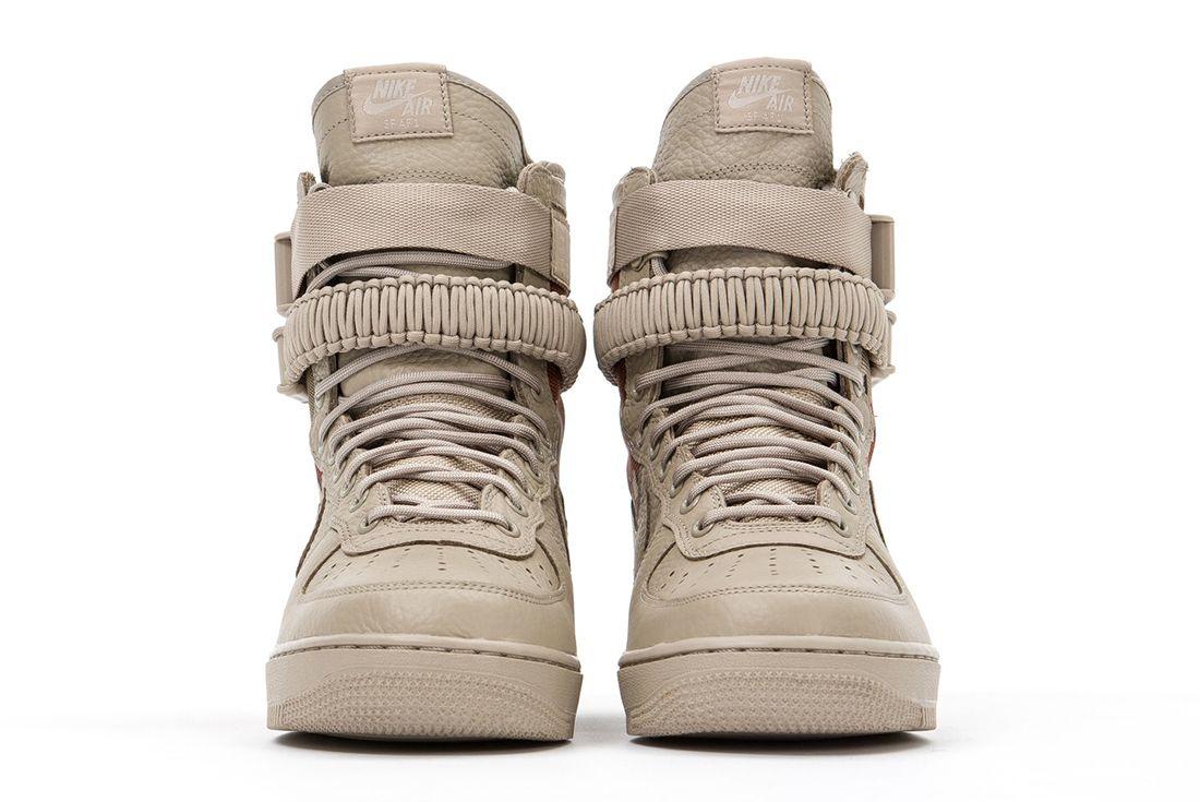 Nike Sf Air Force 1 Desert Camo 3