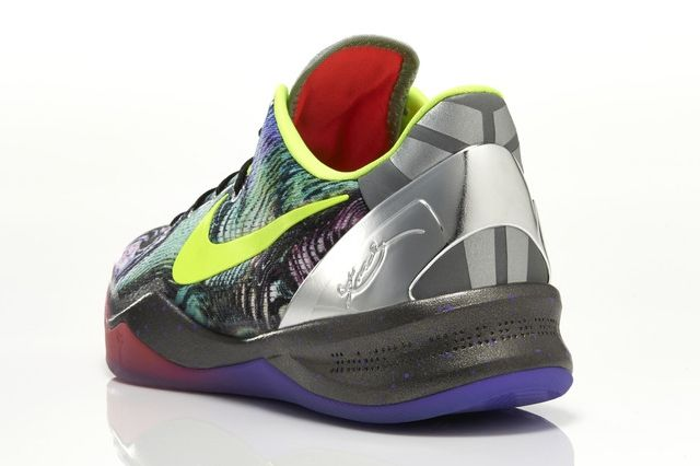Nike Kobe 8 Prelude Heel