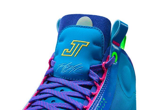 Jayson Tatum Air Jordan 34 Blue O Pe 1