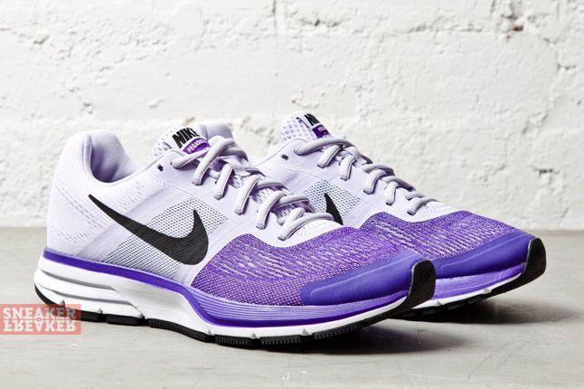 Nike Wmns Air Pegasus 30 Violet Frost Electric Purple 1