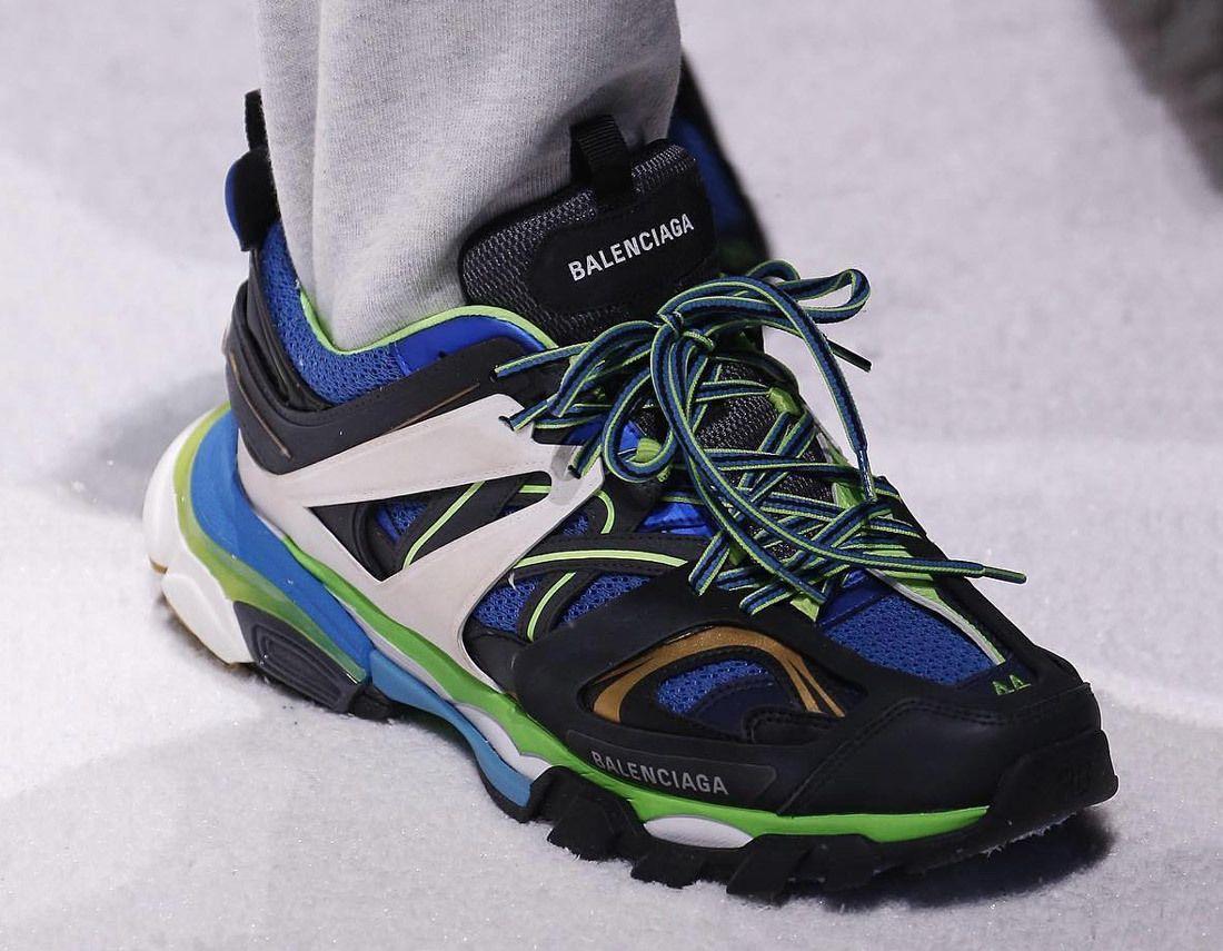 chunky sneaker balenciaga