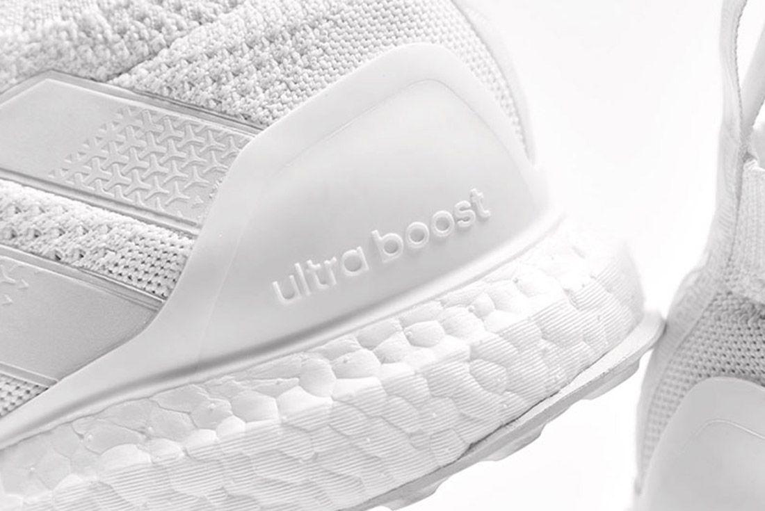 Adidas Purecontrol Ultra Boost White 5