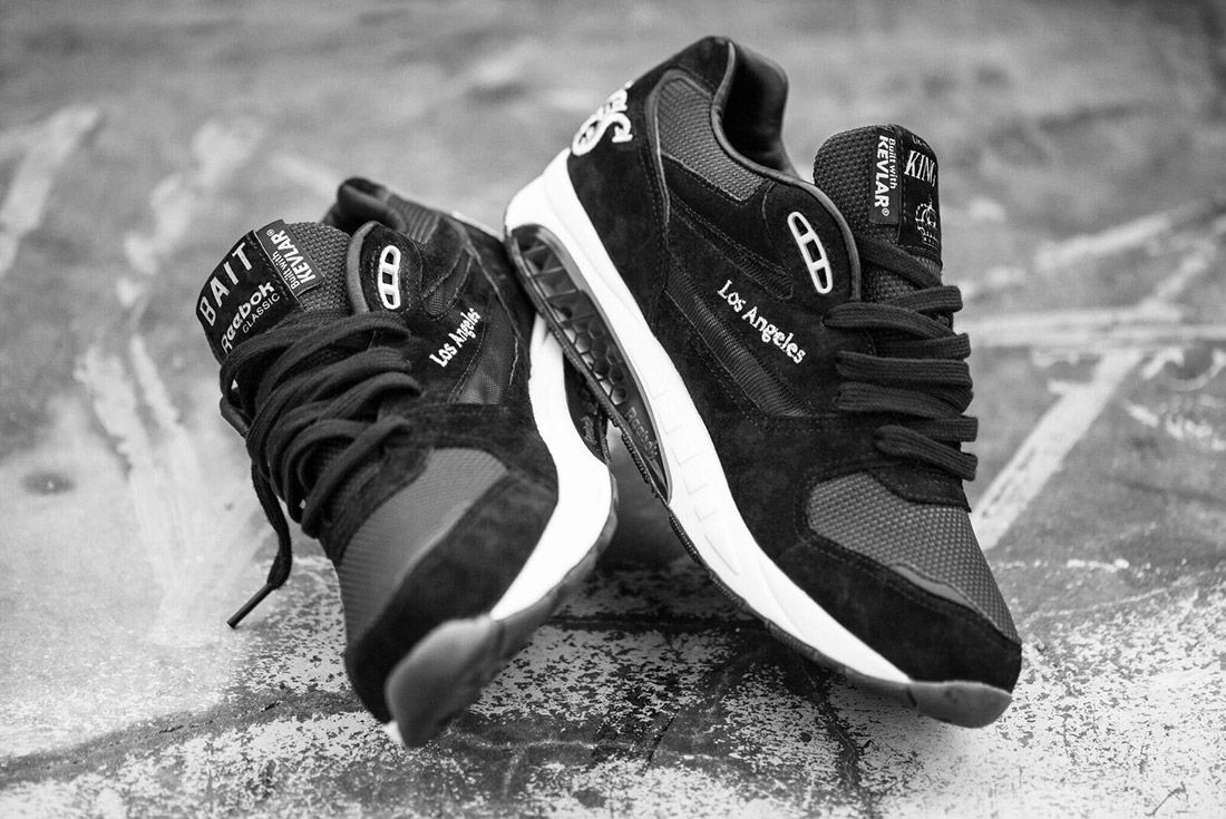 Bait Los Angeles Kings Reebok Ventilator Supreme 5