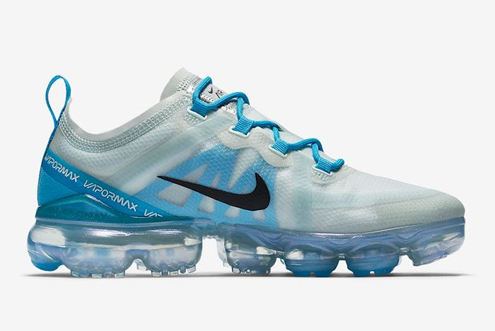 Nike Air Vapormax 2019 Barely Grey Ar6632 003 Side Shot 3