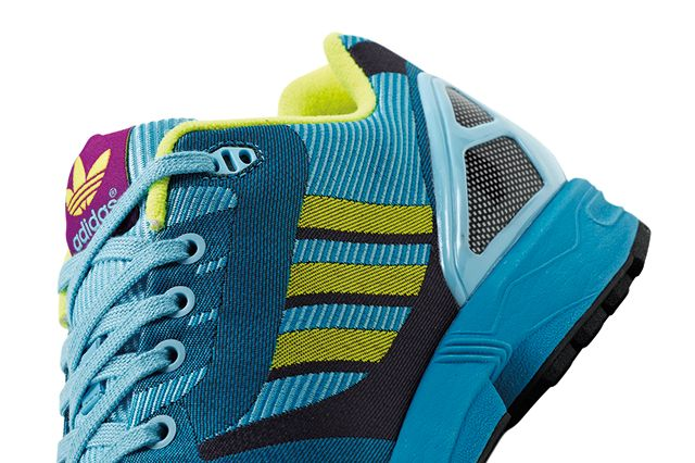 Adidas Originals Zx Flux 000 Og Weave Pack 7
