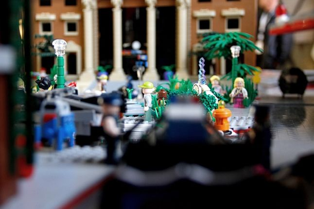 Back To The Future 2 Lego 1 1