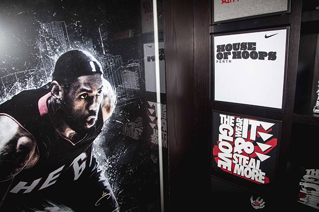 Foot Locker House Of Hoops Perth 4