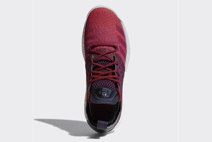 Adidas Harden Vol 2 Maroon 2