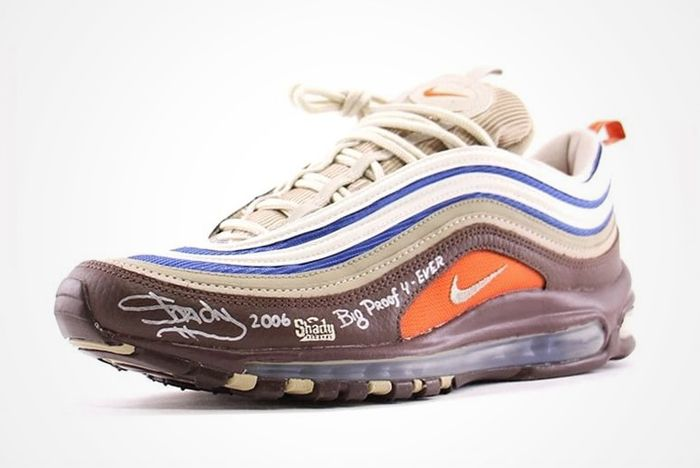 Your Chance To Own Eminem's Air Max 97