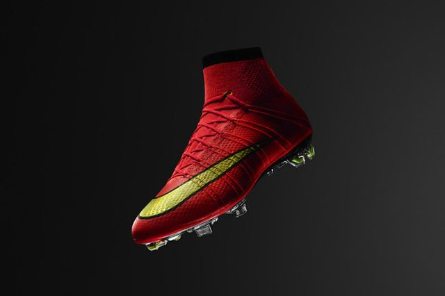Nike Speed Toward World Cup With New Mercurial Superfly 2
