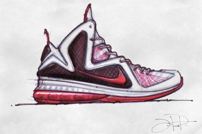 Nike Lebron 9 China 2 1