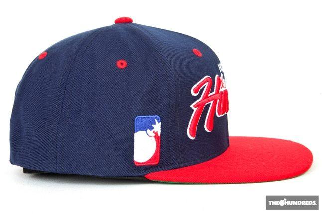 The Hundreds Houston Team Hat 4 1