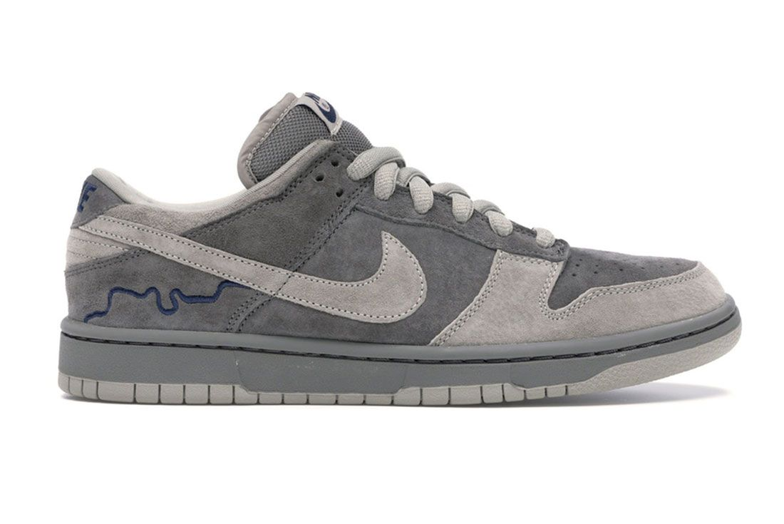 Nike Sb Dunk Low London Lateral Side Shot