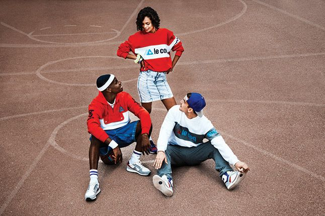 Le Coq Sportif Game On Apparel Pack09