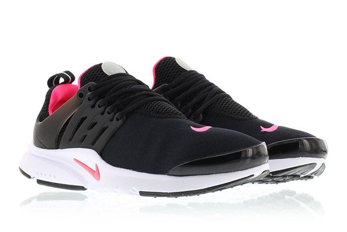 Nike Air Presto Gs Black Hyper Pink 6