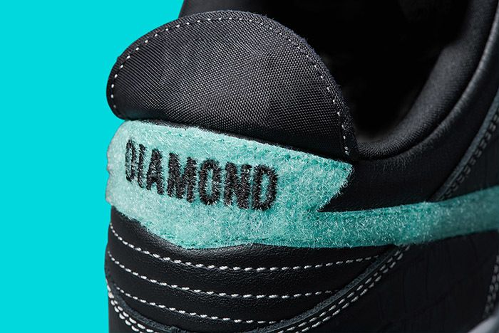 Diamond Supply Co Nike Sb Dunk Low Official 4
