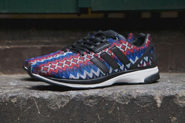 Adidas Originals Zx Flux Tech Super Colour Pack 13
