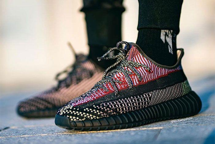 Sneak Peek Adidas Yeezy Boost 350 V2 Yecheil Sneaker Freaker