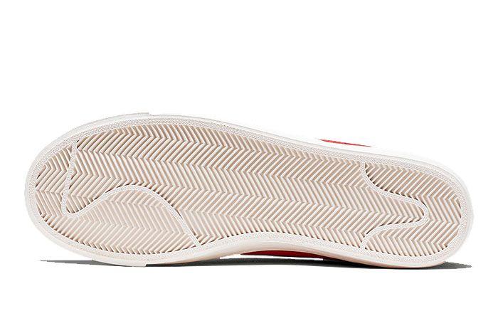 Nike Blazer Mid Vintage Red Cj9693 600 3