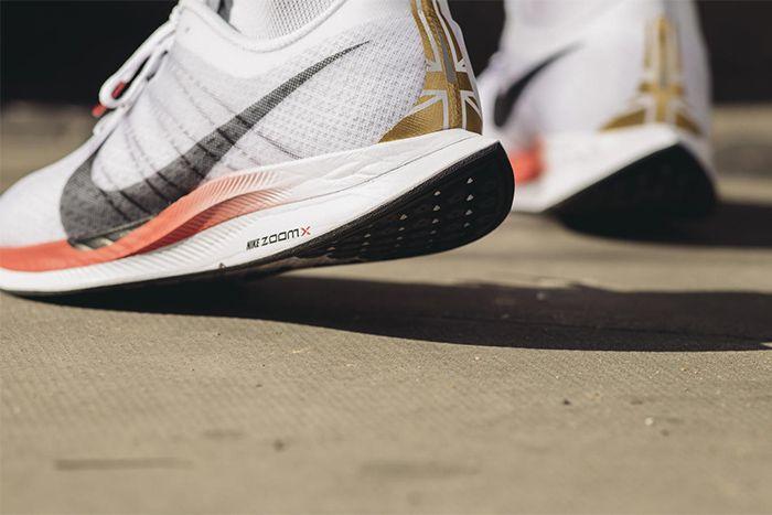 Nike Zoom Pegauss Turbo Mo Farah Release Date Union Jack Heel