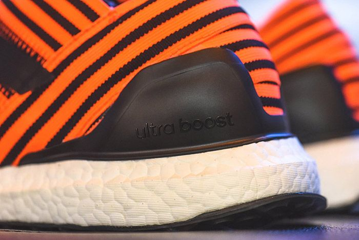 Adidas Nemeziz Tango 17 Orange Blacksmall