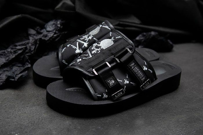 Suicoke Mastermind Kaw Exclusive Front Angle