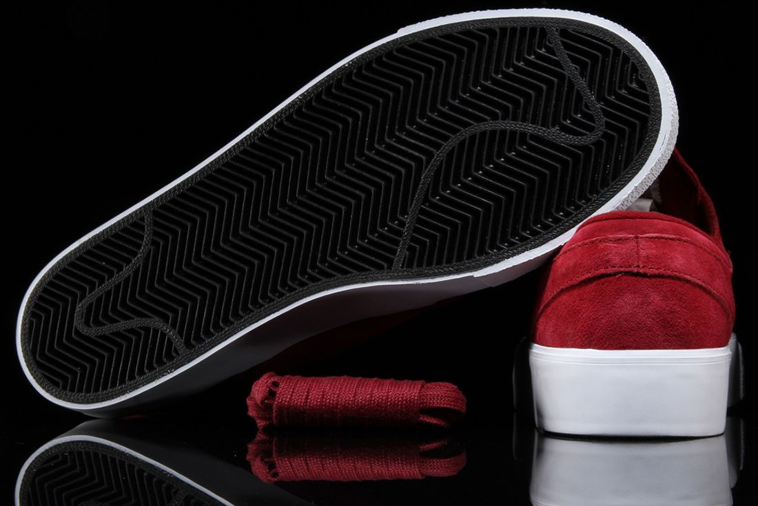 Nike Sb Zoom Janoski Premium Team Red3