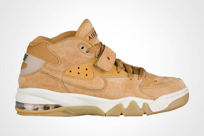 Nike Air Force Max Wheat Flax Gum Thumb