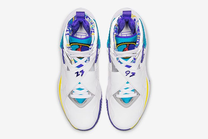 Nike Court Zoom Zero Jordan 8 Aqua Cq4481 100 Top