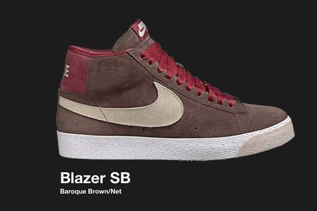 Nike Blazer Sb Baroque Brown 2005 2