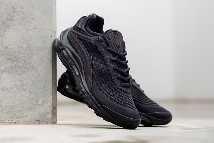 Nike Wmns Air Max Deluxe Oil Grey 1