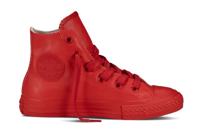 Converse Chuck Taylor All Star Rubber Red