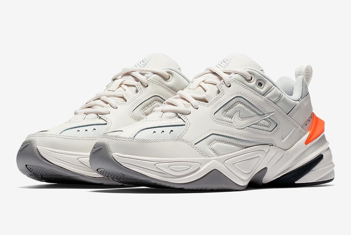Nike M2K Tekno Ao3108 001 Lead Sneaker Freaker