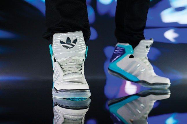 Adidas Tech Street Sneaker 1
