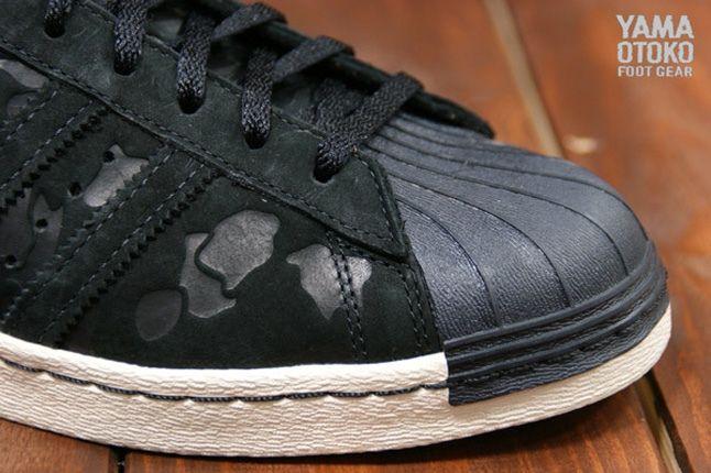 Adidas Superstar 80 S Camo Pack 11