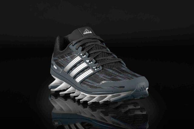 Adidas Springblade0 Blk Camo Profile