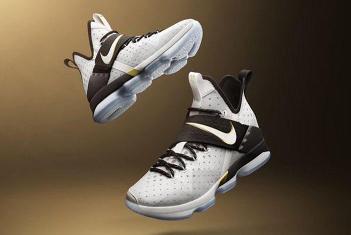 Nike Jordan 2017 Bhm Collection Air Lebron 14