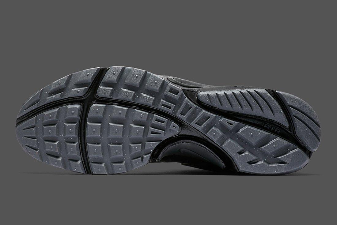Nike Air Presto Mid Utility Triple Black 5