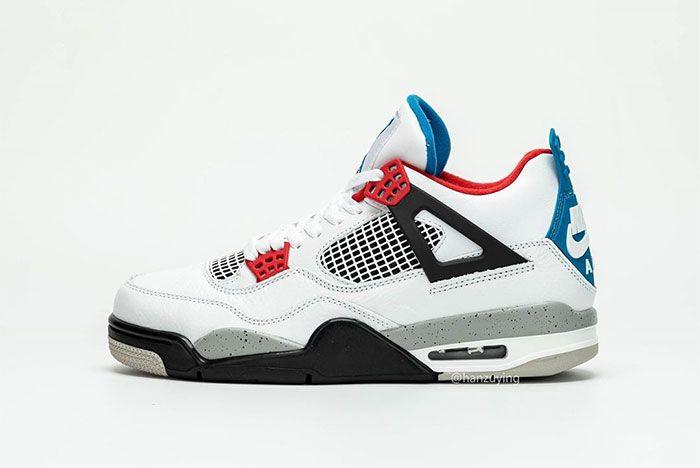 Air Jordan 4 What The Left 2