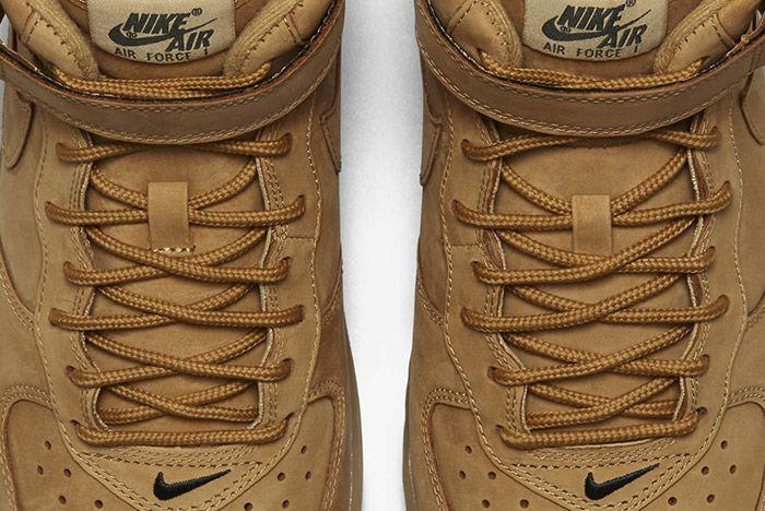 Nike Air Force 1 Flax Mid 9