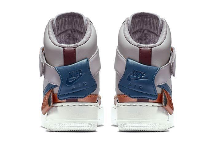 Nike Af1 Jester Mauve 4