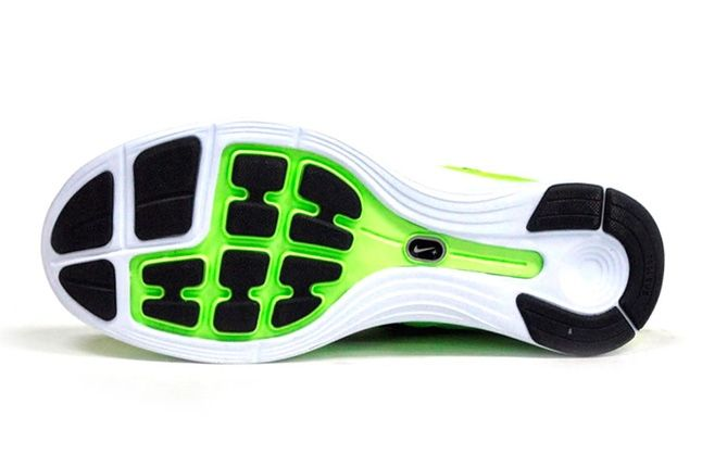 Nike Lunar Flyknit Green Sole 1